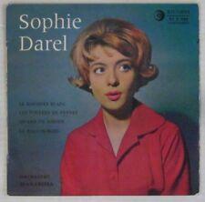 Sophie Darel 45 tours Les poupées de Peynet 1959