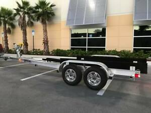 2021 ALUMINUM BOAT TRAILER 7000 Lbs for 20-22Ft Boats