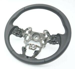 2013-2016 Mazda 3 BM Model Steering Wheel ONLY Black OEM Genuine