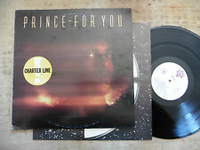 Prince ‎– For You - LP