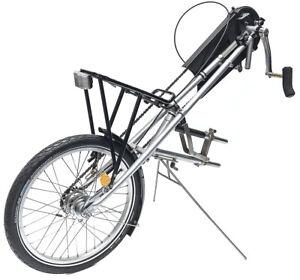 Handbike Speedy Bike Speedy-Bike Rollstuhl-Bike Rollstuhl Fahrrad   #H7