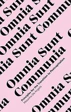 OMNIA SUNT COMMUNIA