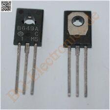 2 x 2SB649A & 2SD669A 4 komplementäre Transistoren 20W -1,5A -160V   TO-126 4pcs