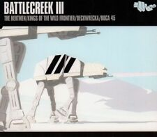 Various Electronica(CD Single)Battlecreek III-Illicit-ILLCS009-UK-2002--New