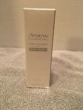 NEW Avon Anew Clinical Line Eraser with Retinol Treatment 1.0 oz full size
