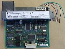 Allen Bradley 1747-SDN Ser B FRN 4.026 SLC 500 DeviceNet Scanner Used No Door