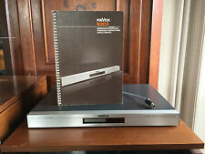 ReVox B 203 Timer Controller IR Controlled System with orig. manual