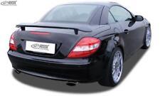 Heck SPOILER labbro POSTERIORE Look Sport per Mercedes SLK r171 04-11