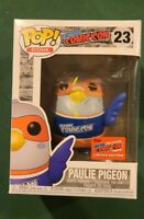 Funko Pop NYCC Paulie Pigeon funko icon special exclusive edition!!!