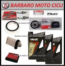 Inspection Set Yamaha T-Max Tmax 500 from 2008 a 2011 (Oil + Plugs + Filters)