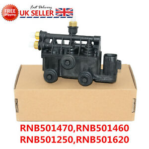 New Land Range Rover Sport LR3 LR4 Air Suspension Valve Block Front RVH000095