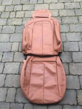 Mazda MX-5 MK3 2007- 2014 Driver R/H Pheonix Brown Leather Seat Cover Germany