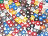 Lego ® Technic Lot x5 Barres Perforé 1X1 Brick Hole Choose Color 6541