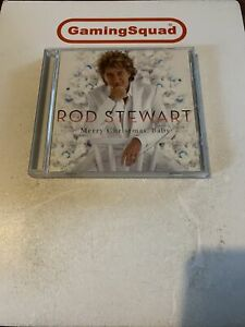 Rod Stewart, Merry Christmas Baby CD, Supplied by Gaming Squad