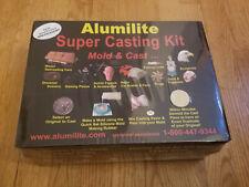 Alumilite Super Casting Kit Mold & Cast Paintable Reusable Non Toxic SEALED 53