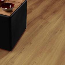 Aqua Plank French Oak Click Vinyl Flooring Water Resistant SAMPLE 99p