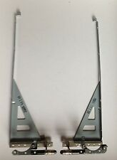 Toshiba Satellite Equium A300 A300D - Screen Support Hinges Brackets - Pair L+R