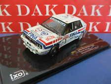 Lancia Delta Integr.16v N.1 Winner San Remo 1991 Auriol-ocelli 1 43 Ixo Rac072