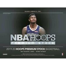 2019-20 NBA Hoops Premium Stock Veterans & Rookies #1-300 Pick Your Card
