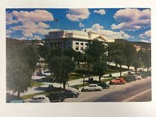 Yavapai County Court House Prescott, Arizona Courthouse Chrome Postcard Unused