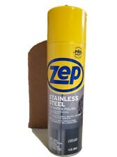 ZEP Stainless Steel Cleaner & Polish 14oz