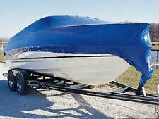 Boat, Marine, Construction Shrink Wrap 24' x 85'-6m DIY  BLUE