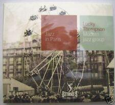 LUCKY THOMPSON - MODERN JAZZ GROUP - CD JAZZ IN PARIS