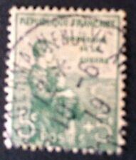 France Orphelin N°149 5 C Vert Obli Tb Qualité Et  Centrage Côté 20€