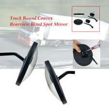 2pcs/set Car Truck Round Convex Rearview Blind Spot Convex wide angle Mirror