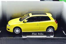 MODELO AUTO FIAT STILO ESCALA 1/43 DIECAST COCHE MINIATURAS MÁQUINA