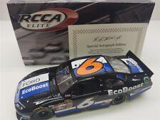 Ricky Stenhouse Jr 2012 Ford Ecoboost Autographed 1:24 Elite Nascar
