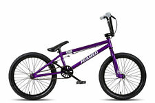 Framed Impact XL BMX Bike Purple/Silver Mens Sz 20in/21.5in Top Tube