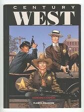 CENTURY WEST  (Howard Chaykin)  cómic underground western usa