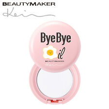 [BEAUTY MAKER] Bye Bye Oil Pact Matte Compact Pressed Face Powder 6g NEW