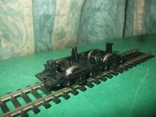 HORNBY CLASS 110 DMU TRAILER CAR UNPOWERED BLACK BOGIE ONLY - NO COUPLING