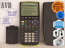 Texas Instruments TI-83 PLUS - Popular School College Black Graphing Calculator!