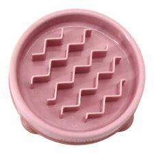 Fun Feeder Slo-Bowl - Pink Wave (X-Small)