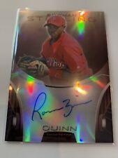 2013 Bowman Sterling Prospect Romano Quinn Rojo Refractor Auto RC 1/1 Phillies