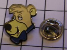 BOO-BOO BEAR variant 3 YOGI BEAR HANNA BARBERA vintage pin badge Z4X