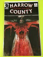 Harrow County #1 Dark Horse Comics Bunn 2nd Print Cover Optioned NM 9.4