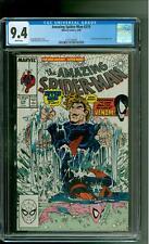 Amazing Spider-Man 315 CGC 9.4 NM Venom Hydro-Man Todd McFarlane cover Marvel