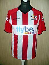 BNWT EXETER CITY Carbrini football shirt jersey 2009 (S)