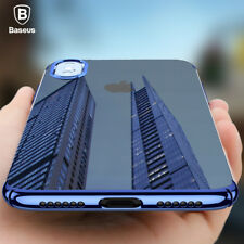 Baseus Shining Bling 360° New Shockproof Flip Phone Case Cover for iPhone X 10