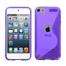Étuis, housses et coques violet transparent pour téléphone mobile et assistant personnel (PDA) Apple