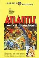 ATLANTIS, THE LOST CONTINENT NEW DVD