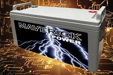 152 Ah 12v Hour Battery AGM GEL 12 Volt 12v Deep Cycle Dual Battery Fridge Solar