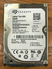 "Seagate 500GB 7200RPM 🚩2.5"" SATA Laptop Hard Drive ST500LM021 🚩 Thin HDD 1 DAY"