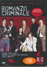 ROMANZO CRIMINALE  VERSIONE INTEGRALE   2 DVD
