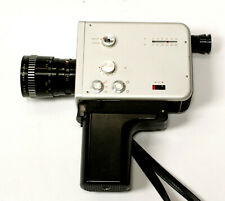 Braun,  Nizo S 56,  Movie Camera, Super 8mm, 1 : 1,8 /  7 - 56 mm Variogon