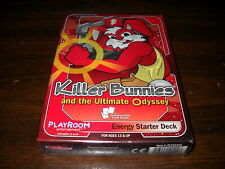 Killer Bunnies and the Ultimate Odyssey: Energy Starter Deck: NIS